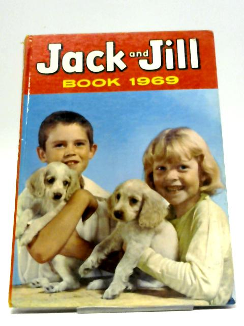 Jack And Jill Book 1969 By No Author