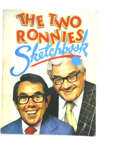 Two Ronnies Sketch Book by Peter Vincet