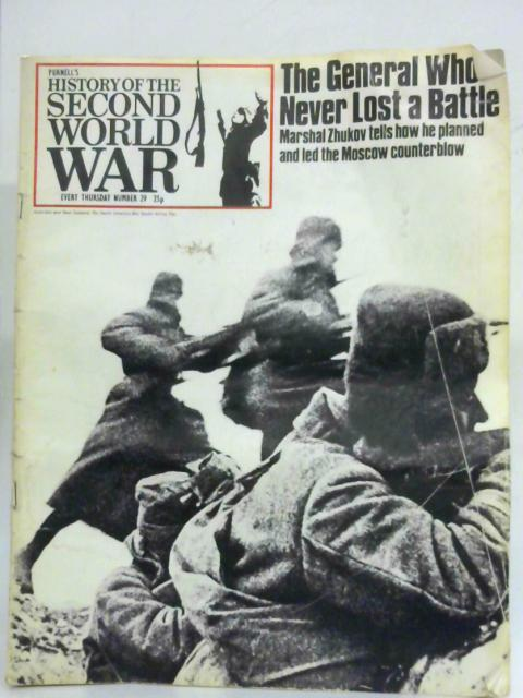 Purnell's History of the Second World War Volume 29 By Barrie Pitt Ed.