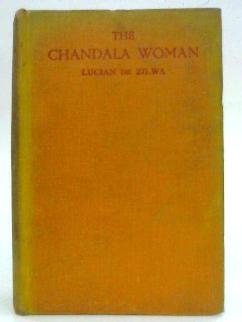 A Chandala Woman By Lucian De Zilwa