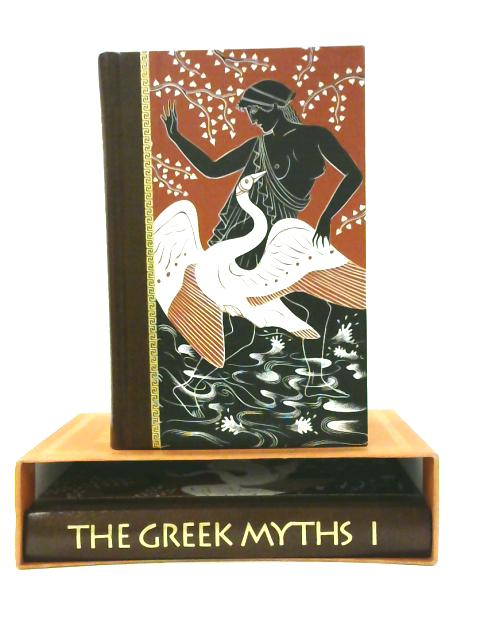 The Greek Myths Two Volume Set by Robert Graves