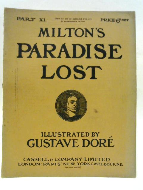 Milton's Paradise Lost. Part 11 By John Milton