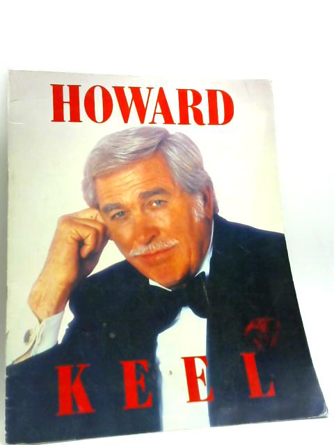 Howard Keel UK Tour 1989 By Various
