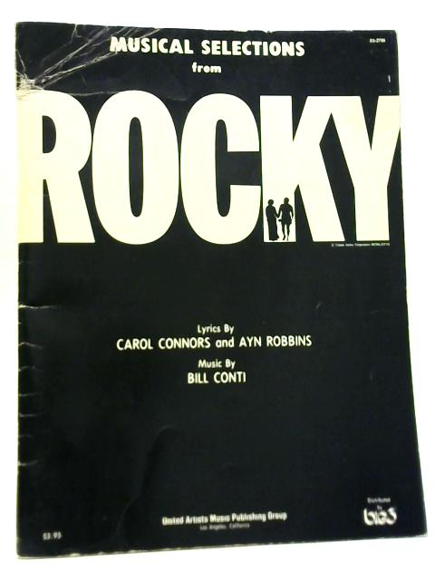 Musical Selections From Rocky By Connors