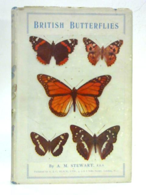 British Butterflies By A.M. Stewart
