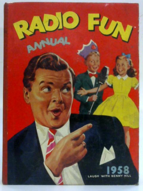Radio Fun Annual 1958 By Radio Fun