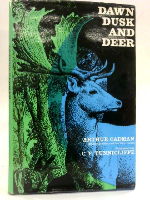 Dawn, Dusk and Deer By Arthur Cadman