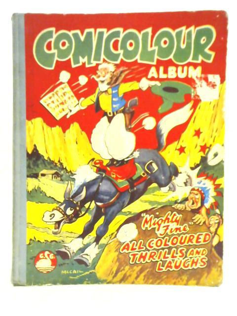 Comicolour Album 1952 By Various