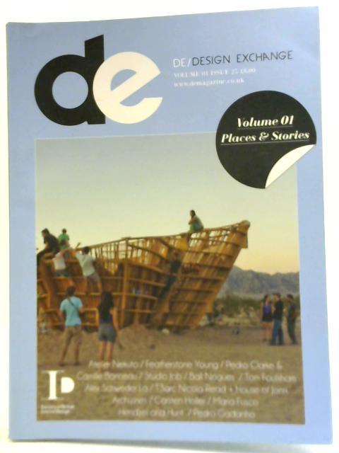 Design Exchange Volume 1 Issue 25 By Atelier Nekuto et al