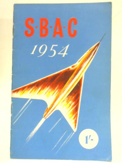 S.B.A.C. 1954 Flying Display and Exhibition By Anon