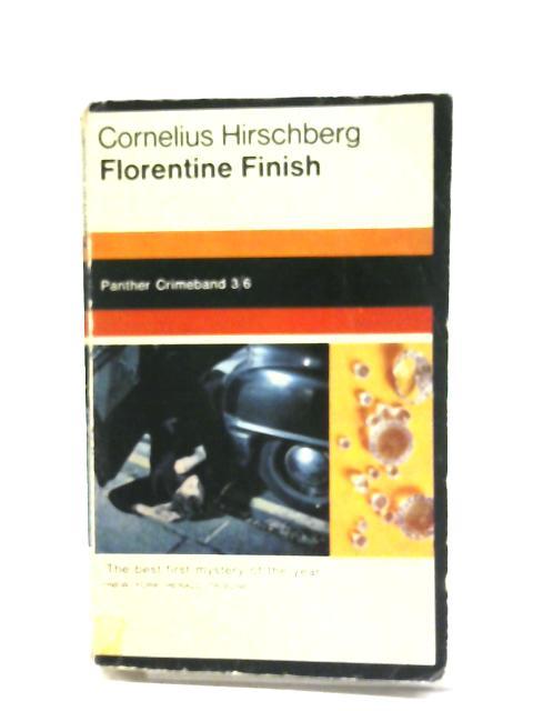 Florentine Finish By Cornelius Hirschberg