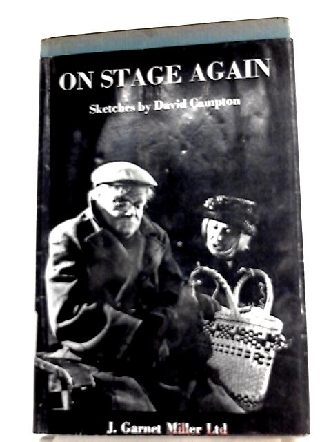 On Stage Again: Play By David Campton