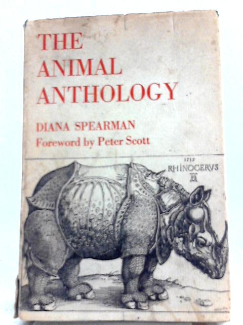 The Animal Anthology By Diana Spearman
