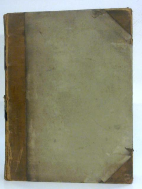 The Law Journal Reports for the year 1844 Vol XXII By Montagu Chambers (Ed.)