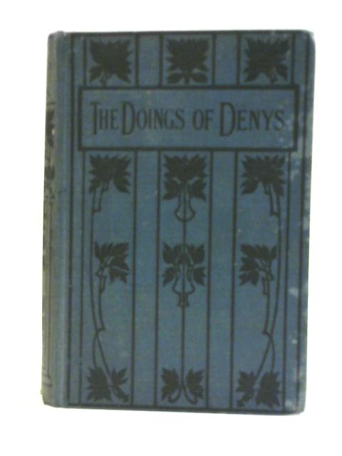 The Doings of Denys By Mabel Mackintosh
