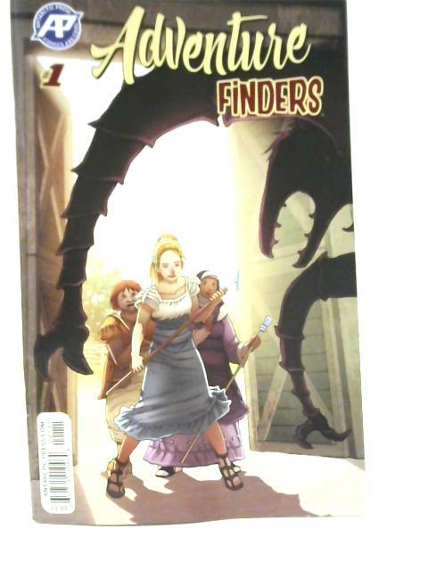 Adventure Finders #1 By Antarctic Press