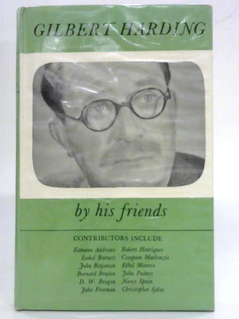 Gilbert Harding By Various
