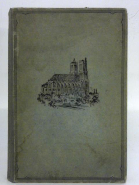Die Kathedralen Frankreichs By Auguste Rodin