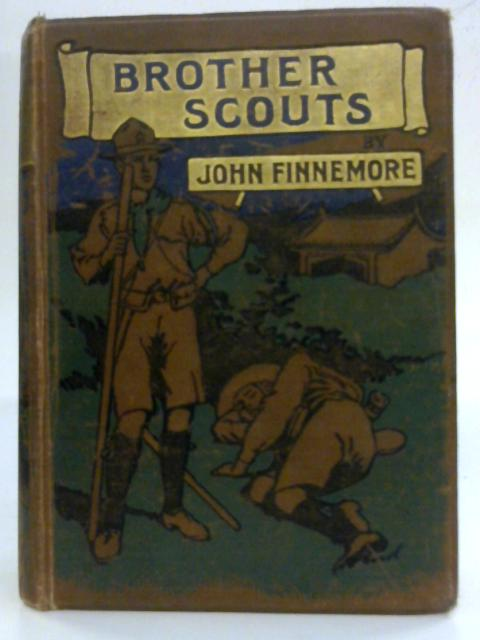 Brother Scouts, By John Finnemore