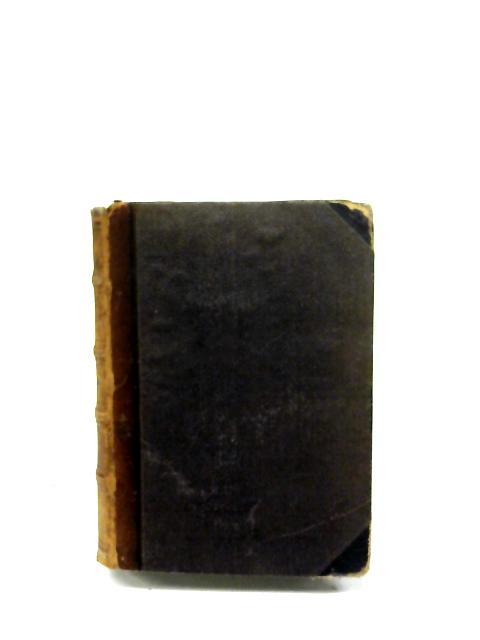 The Parisians: Vol. I & II By Edward Bulwer, Lord Lytton