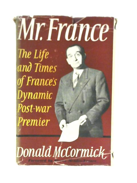 Mr. France By James McCormick