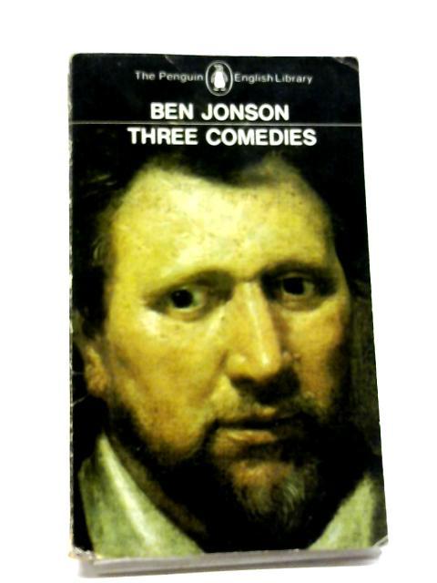 Three Comedies By Ben Jonson