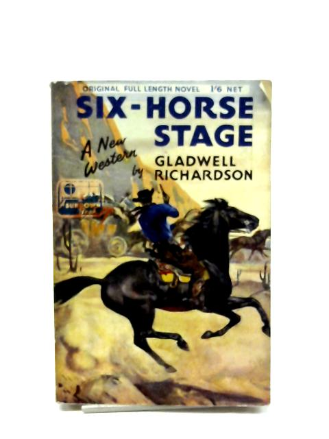 Six-Horse Stage By Gladwell Richardson
