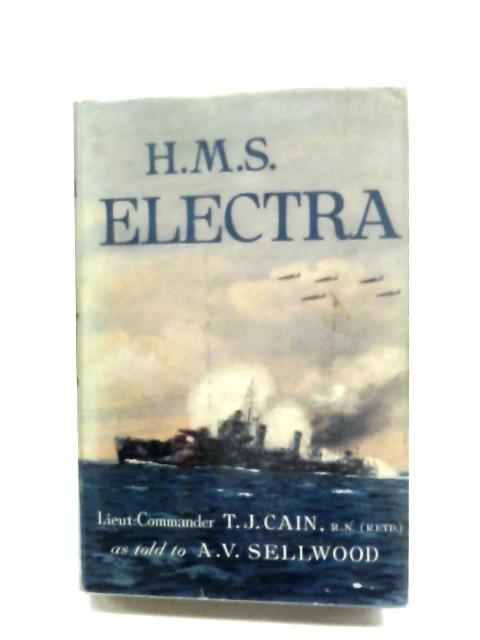 H.M.S. Electra By T. J. Cain