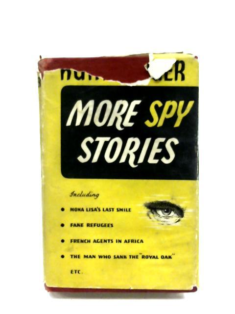 More Spy Stories By Kurt Singer