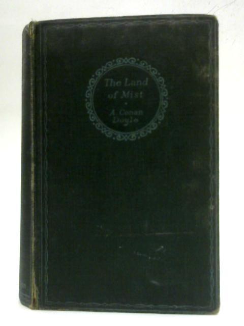The Land of Mist By Arthur Conan Doyle