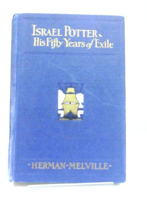 Isreal Potter By Herman Melville