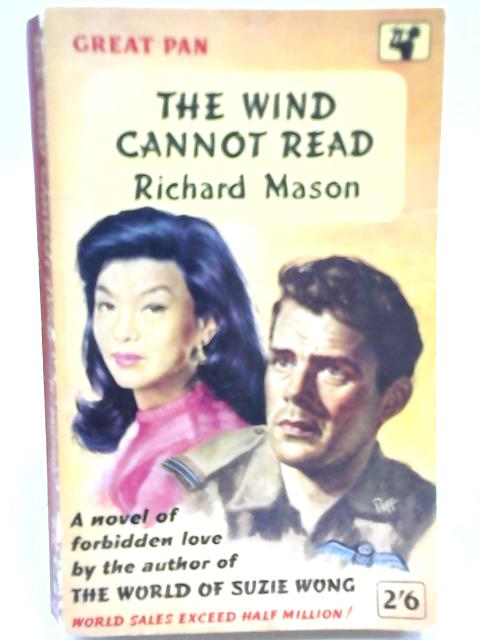 The Wind Cannot Read By Richard Mason