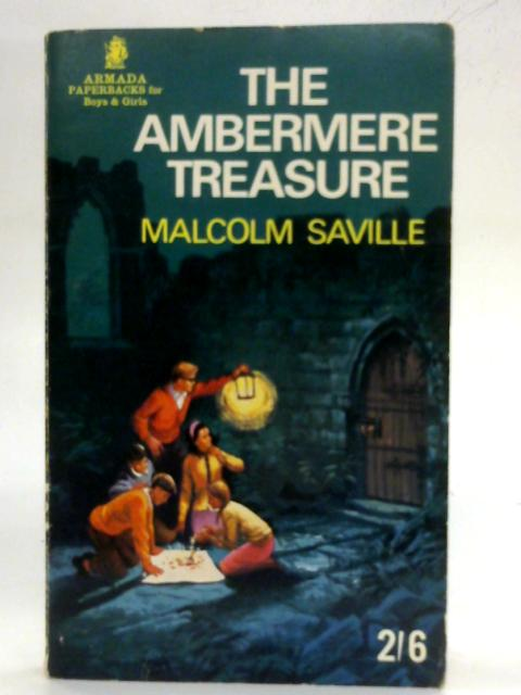 The Ambermere Treasure By Malcolm Saville