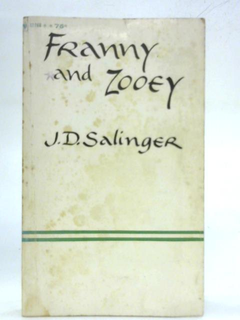 Franny and Zooey (Bantam Books) By J.D. Salinger