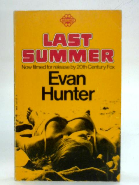 Last Summer By Evan Hunter