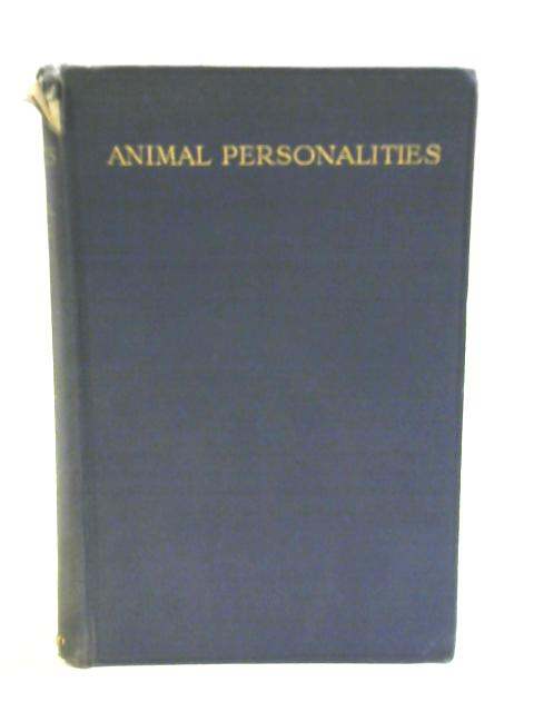 Animal Personalities By Samuel Derieux