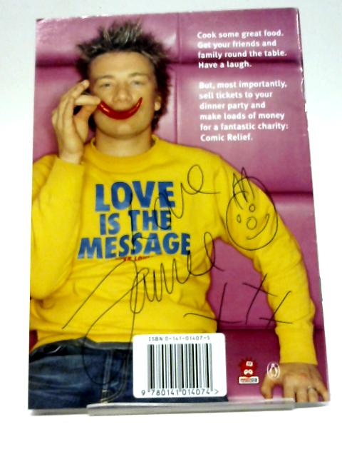 Funky Food For Comic Relief: Red Nose Day 2003 By Jamie Oliver