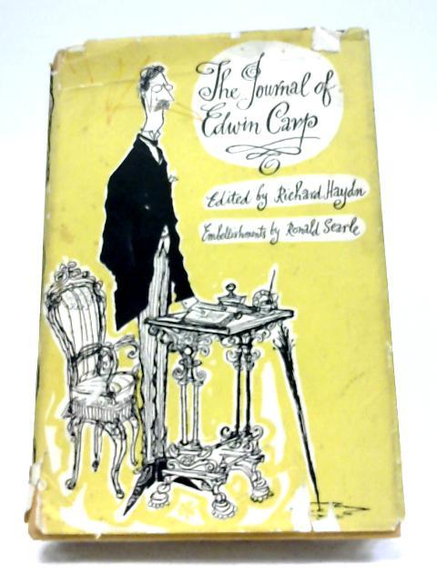The Journal of Edwin Carp By R Haydon (ed)
