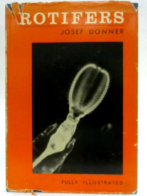 Rotifers By Josef Donner