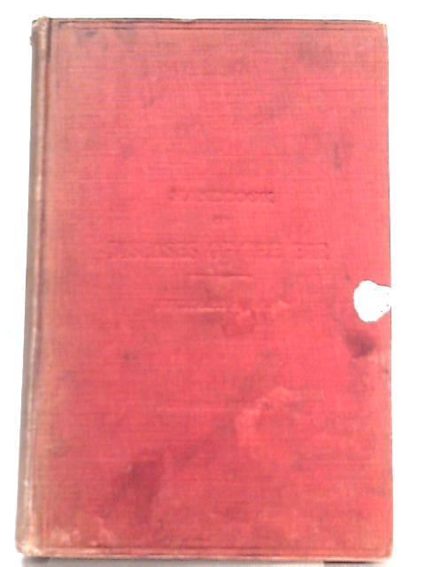 Handbook of Diseases of the Ear By Richard Lake