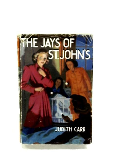 The Jays Of St. John's By Judith Carr
