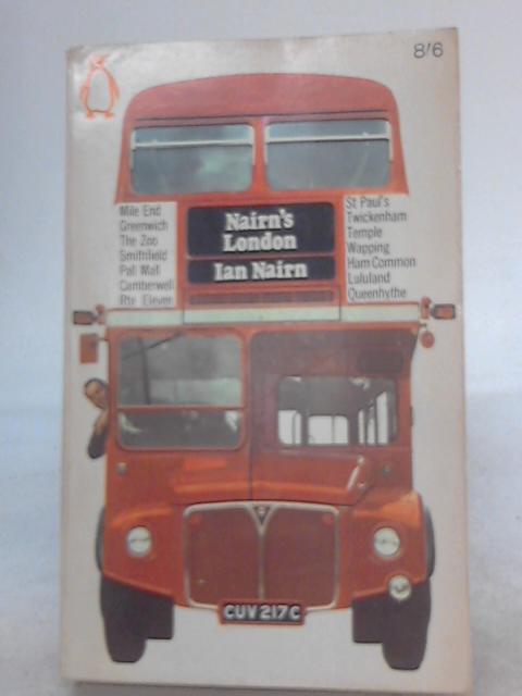 Nairn's London By Ian Nairn
