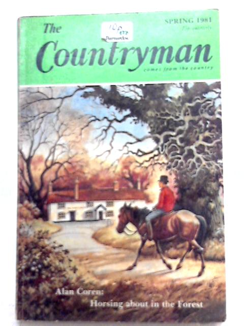 The Countryman: Spring 1981: Volume 86, No.1 By Crispin Gill (Ed.)