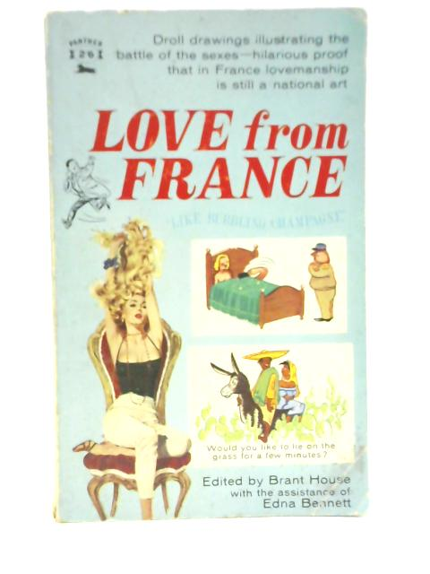 Love from France By Brant House
