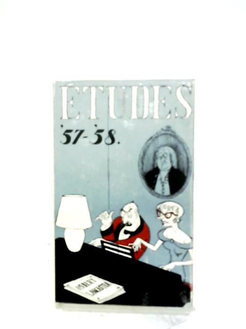 Etudes By Osbert Lancaster