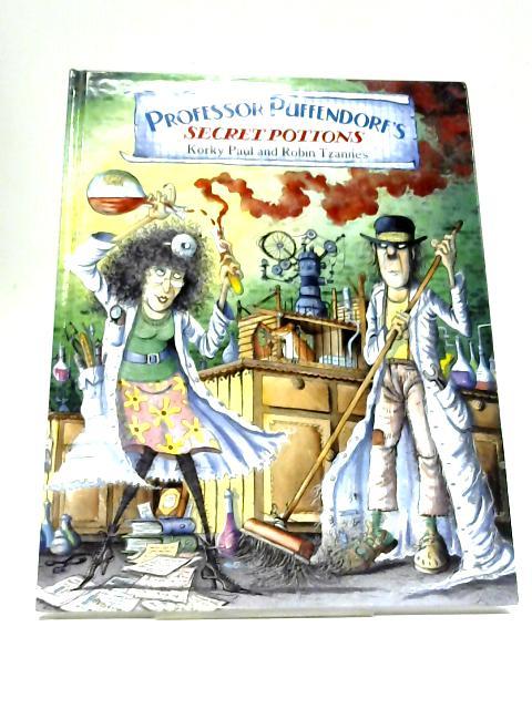 Professor Puffendorf's Secret Potions By Robin Tzannes