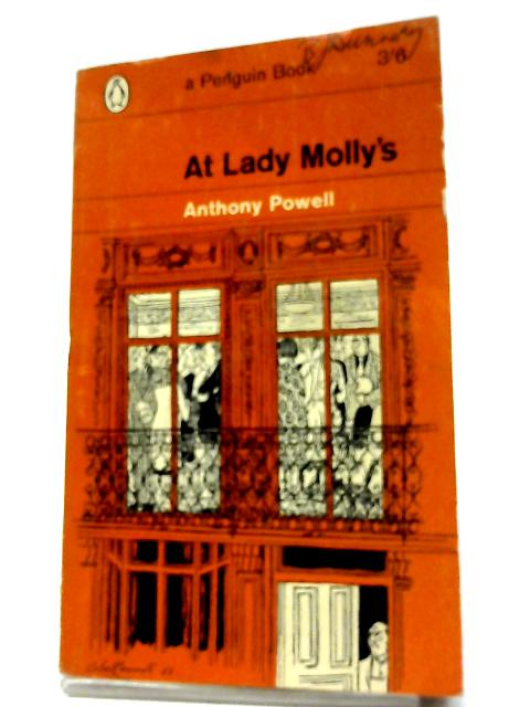 At Lady Molly's: Book 4 of A Dance to the Music of Time