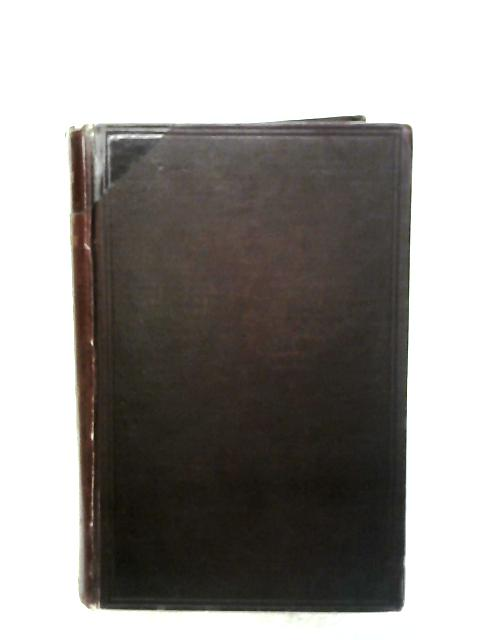 A History Of The English Poor Law: Vol. III By Thomas Mackay