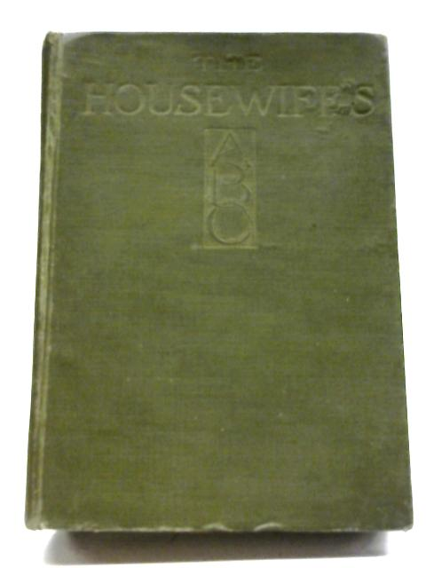 The Housewife's ABC By Winnifred Fales, Janet Hunter