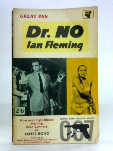 Dr. No (film tie-in edition 1963) By Ian Fleming